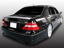 MOONLIGHT Rear Boot Wing - Toyota Celsior / Lexus LS430 Pre-Facelift