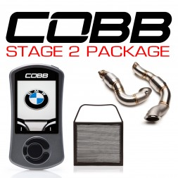 COBB Tuning Stage 2 Power Package - BMW N54 Motor