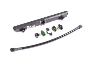 Radium Engineering Fuel Rail Kit - Mitsubishi Lancer Evo 8-9 2003-2007