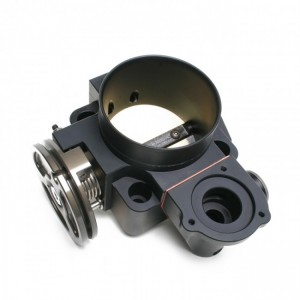 Skunk2 68mm Pro Series Throttle Body - Mitsubishi Evo 7-9 (Black)