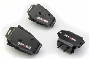 Megan Racing Reinforced Engine/Gearbox Mounts - Nissan S13/S14/S15 (SR20DE/T)