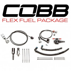 COBB Tuning Flex Fuel Package - Subaru WRX 08-14 / STI 08-18