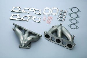 Tomei Full Cast Exhaust Manifold Set - Nissan RB26DETT
