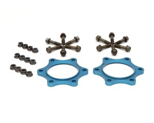 Megan Racing Rear Driveshaft Spacers - Honda S2000