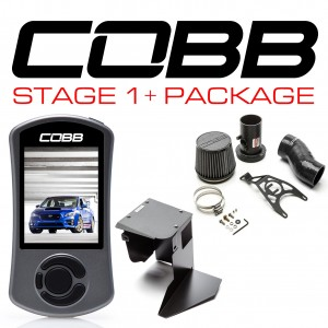 COBB Tuning Stage 1+ Power Package - Subaru WRX 2015-2018 (AUDM/NZDM Only)