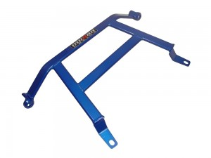 Megan Racing Lower H-Brace - Honda EG/EK/DC (Blue)