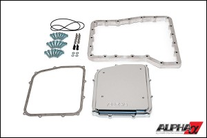 Alpha Performance GR6 Filter Pickup Extension / Reloation Kit - Nissan GT-R