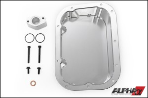 Alpha Performance Deep Wet Sump Oil Pan - Nissan GT-R