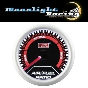 "Autogauge 2"" AU Smoked Air/Fuel Gauge"