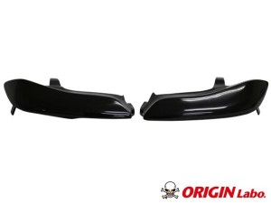 Origin Labo Combat Eye Headlight Ducts - Nissan Silvia S15 Closed Type