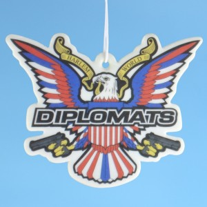 Hangin' with the Homies Air Freshener -  Dipset