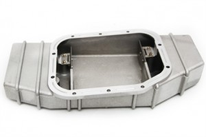 KTS Low Down Big Capacity Oil Pan - Nissan SR20 RWD