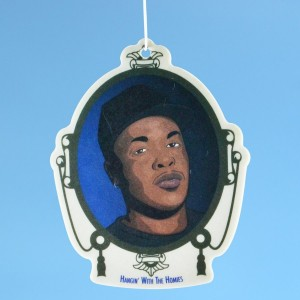 Hangin' with the Homies Air Freshener - Dr Dre