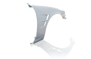 Origin Labo Front Fenders - Nissan S14 to 180SX Face +55mm