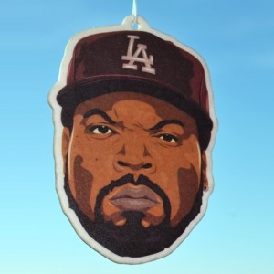 Hangin' with the Homies Air Freshener -  Ice Cube