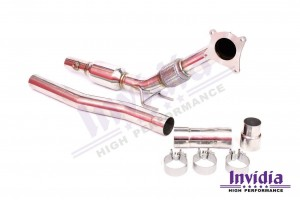Invidia Catted Down Pipe - VW Golf GTI MK6 2010-2014