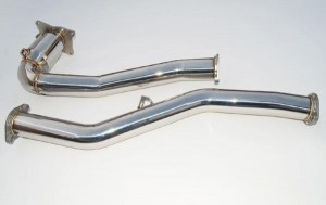 Invidia Down-Pipe - Subaru Legacy GT 2009-2014 (with high flow cat)