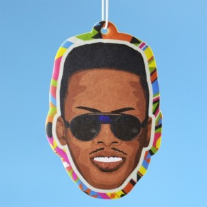 Hangin' with the Homies Air Freshener - DJ Jazzy Jeff