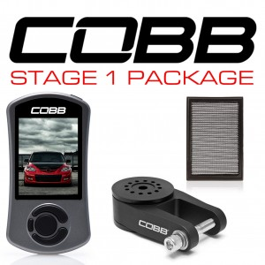 COBB Tuning Stage 1 Power Package - Mazda 3 MPS