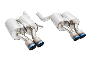 Megan Racing Supremo Exhaust - BMW M5 05-10 (Ti Tip)