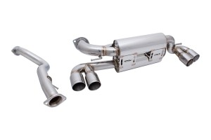 Megan Racing Supremo Exhaust - BMW 1M 2011+