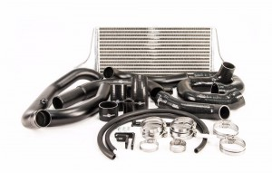 Process West Front Mount Intercooler Kit - Subaru WRX STI 2008-2014 (Silver)