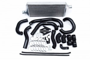 Process West Front Mount Intercooler Kit - Subaru WRX STI 2015+ VA (Silver)