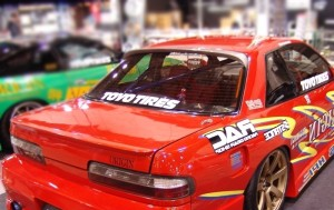 Origin Labo Roof Wing - Nissan S13 Carbon