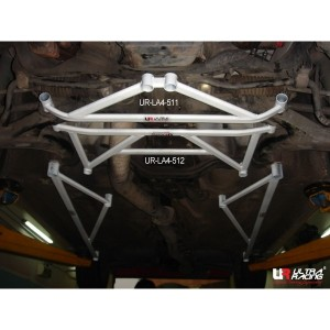 Ultra Racing Front Lower Bar - Subaru Forester SG5