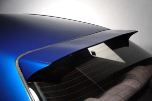 D-Max Roof Wing Spoiler - Nissan Skyline R32 Coupe