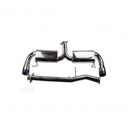 Turbo XS Cat-Back Exhaust - Mazda RX-8 2002-2008