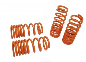 Megan Racing Lowering Springs - Nissan 370Z / Infiniti G37 (RWD Only)