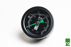Radium Engineering Fuel Pressure Gauge - 8AN Fitting