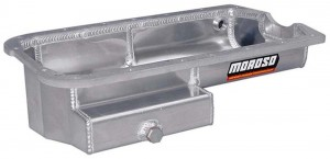 Moroso Drag Oil Pan - Honda Prelude H-Series 1992-2001