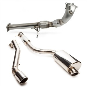 COBB Turbo Back Exhaust Kit - Mazda 3 MPS 2007-2009