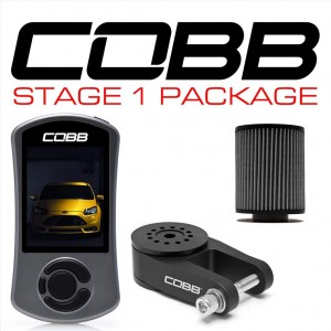 COBB Tuning Stage 1 Power Package - Ford Focus ST 2013-2018