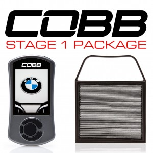 COBB Tuning Stage 1 Power Package - BMW N54 Motor