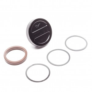 COBB Tuning Stealth Black Oil Cap - Subaru 2002+
