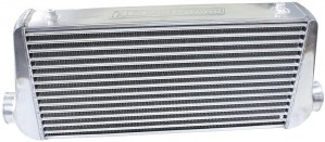 "Aeroflow Universal Intercooler - 600 x 300 x 100mm 3"" Inlet/Outlet"