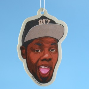 Hangin' with the Homies Air Freshener - Biz Markie