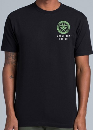Moonlight Racing Wheel Series Tee - Blitz 03 BRW (XL)