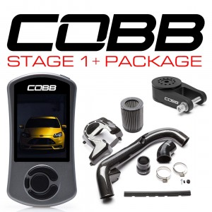 COBB Tuning Stage 1+ CF Power Package - Ford Focus ST 2013-2018
