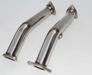 Invidia Test Pipes - Nissan 350Z (Pair)