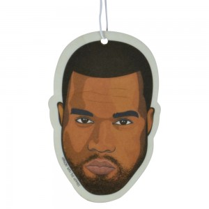 Hangin' with the Homies Air Freshener - Kanye