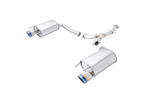 Megan Racing OE-RS Exhaust - Lexus IS250/350 06-13 (Ti Tips)