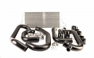 Process West Front Mount Intercooler Kit - Subaru 1997-2000 GC8 (Silver)