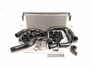 Process West Front Mount Intercooler Kit - Subaru WRX/STI 2001-2007 GD (Silver)
