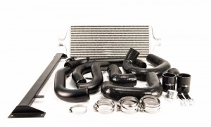 Process West Front Mount Intercooler Kit - Subaru WRX 2008-2014 (Silver)
