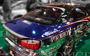 Origin Labo Boot Wing - Nissan S15 FRP