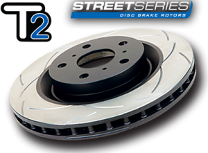 DBA T2 Street Series Rotor - Lexus IS200t 2017-2019 (Each)